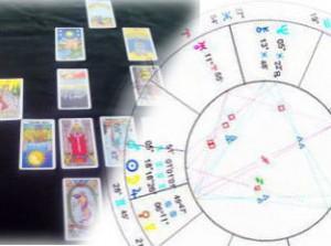 占い、占星術で使うホロスコープとタロット