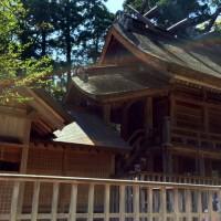 須佐神社 本殿