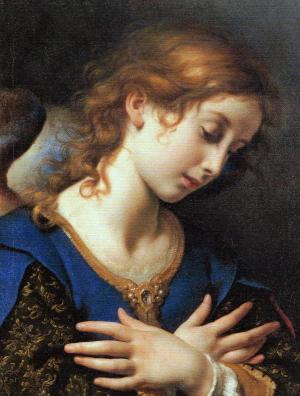 天使の絵 自分を大切にする、自己肯定感をはぐくむ