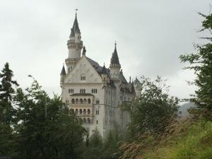 ノイシュバインシュタイン城