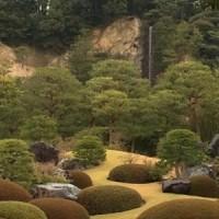 足立美術館、15年連続日本一の庭園