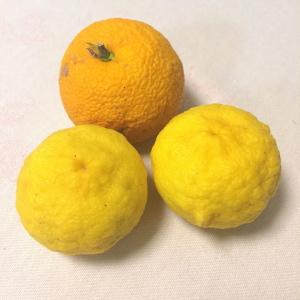 冬至に使う柚子