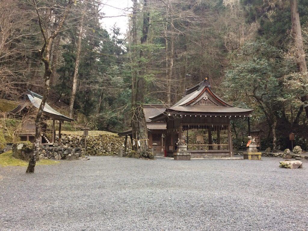 貴船神社 奥の宮
