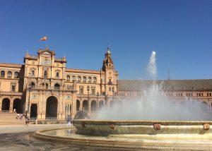 スペインのあ王宮