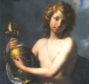 水瓶座の神話 ガニメデウス