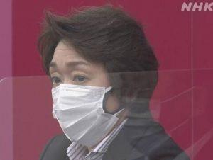 新オリンピック組織委員会会長に就任した橋本聖子さん